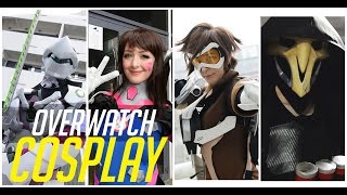 Download OVERWATCH COSPLAY @ EXPO 2016 Video