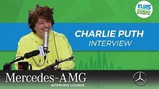 Download How Charlie Puth Has Changed Since Moving to LA | Elvis Duran Show Video