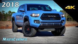 Download 2018 Toyota Tacoma TRD Pro - Ultimate In-Depth Look in 4K Video