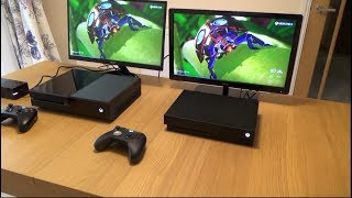 Download Does the Xbox One X look better on a 1080p TV compared to the Xbox One? Video