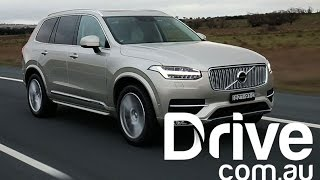 Download Volvo XC90 First Australian Drive Review | Drive.au Video