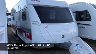 Download 2019 Kabe Royal 600 GLE KS B5 Fremvisning Video