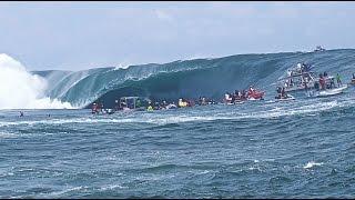 Download code red [ Tahiti biggest swell ] Video