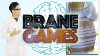 Download Brane Games: What Color is the Dress? Video