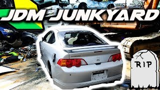 Download Junkyards in Japan - Pick and Pull Paradise - RX-7, Integra Type-R, Silvia S-15 and more! Video