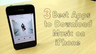 Download 3 Best Apps to Download UNLIMITED Free Music on iPhone,iPad,iPod | 2016 #1 Video
