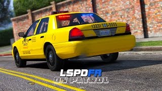Download LSPDFR - Day 81 - Undercover Taxi Bait Car Video