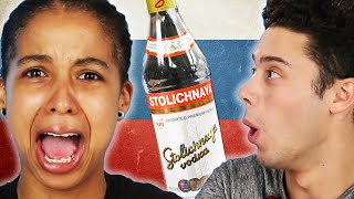 Download Americans Try Russian Drinks Video