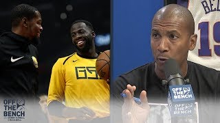 Download All of the Warriors Handled This Wrong and Then it BLEW UP | Off the Bench Video