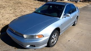 Download $430 287k Mile Copart Mitsubishi Galant Died at a Stoplight!! Video
