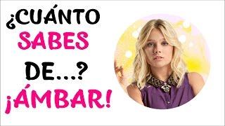 Download ¿Cuánto sabes de ÁMBAR? Soy Luna #TEST 2 Video