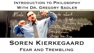 Download Soren Kierkegaard, Fear and Trembling - Introduction to Philosophy Video