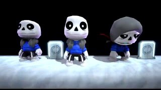 Download [PS3] LittleBigPlanet 3 UNDERTALE Costumes (made by me) Video