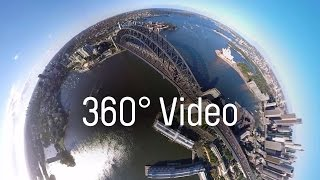 Download Visit Sydney Harbour in 360˚ Virtual Reality with Qantas Video