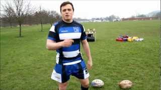 Download Bath Spa Rugby - Skills at Training Video