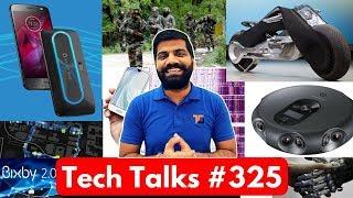 Download Tech Talks #325 - 2nd Anniversary, Nokia 7, Bixby 2.0, Flexible Skin, Xiaomi Door Lock Video
