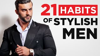 Download 21 Habits ONLY Super Stylish Men Have (Do You?) Video