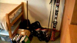 Download Cornell University Dorm tour- Typical Single Room at Cornell University Video