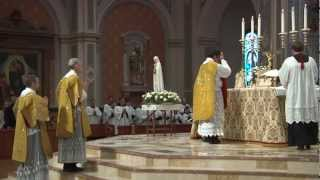 Download Solemn High Traditional Latin Mass Cathedral of the Blessed Sacrament, Sacramento (May 5, 2012) HD Video