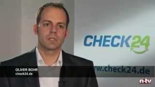 Download Internetanbieter im CHECK24-Test: Kabelanbieter dominieren Video