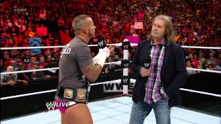 Download Bret Hart and CM Punk discuss what would of happened if they faced each other: Raw, Sept. 10, 2012 Video