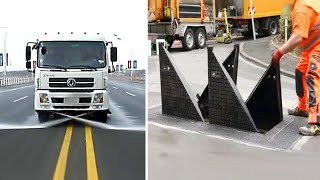 Download INTERESTING ROAD INVENTIONS THAT ARE ON AN ENTIRELY NEW LEVEL Video