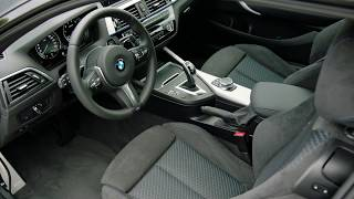 Download 2018 BMW M240i Coupe interior design Video