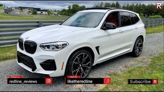 Download Is The 2020 BMW X3 M Competition A True ″M″ Car? Video