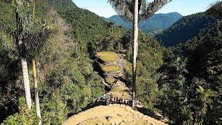 Download Ciudad Perdida - The Lost City, Colombia in 4K Ultra HD Video