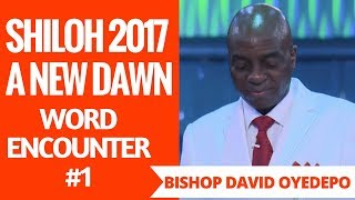 Download 🔴Bishop Oyedepo|Unlocking Your New Dawn Heritage In Christ|Shiloh 2017 Word Encounter1 Dec 5,2017 Video