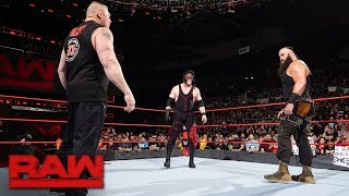 Download Brock Lesnar's Royal Rumble challengers revealed: Raw, Dec. 18, 2017 Video
