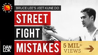 Download 3 Common Mistakes In A Street Fight - Bruce Lee's Jeet Kune Do Video