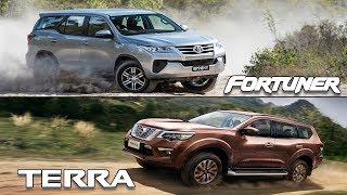 Download 2018 Nissan Terra VS 2018 Toyota Fortuner Video