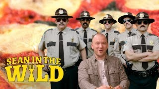 Download Ranking the Best Frozen Pizzas with the Super Troopers Cast | Sean in the Wild Video