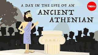 Download A day in the life of an ancient Athenian - Robert Garland Video