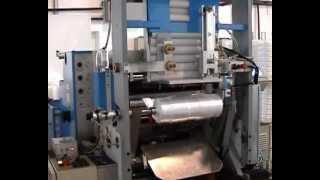 Download Rewinder ″RPSA-50.3M″ for stretch and pre-stretch film rolls Video
