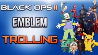 Download Black Ops 2 Emblem Trolling Ep.1 Video