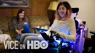 Download Die Trying - The Battle For ALS Treatment (VICE on HBO: Season 4, Episode 16) Video