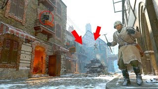Download I DIDN'T SEE THEM IN A GLITCH SPOT ON TOP OF THE MAP!?!?!?! HIDE N' SEEK ON *WW2* Video