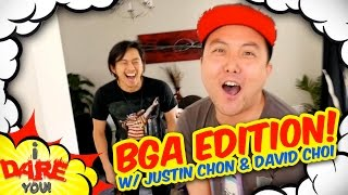 Download I Dare You: ULTIMATE WEDGIE! (ft. Justin Chon & David Choi) Video