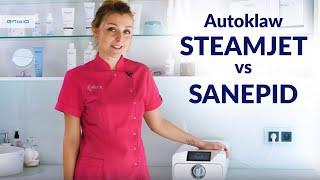 Download Autoklaw Steamjet - wymagania Sanepidu, procedury i testy Video