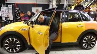 Download MINI 5 door - Production in Oxford Video