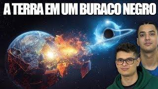 Download E SE A TERRA CAÍSSE EM UM BURACO NEGRO?? - #VSRESPONDE Video