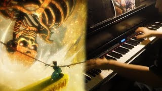 Download Shingeki no Kyojin 3 EP 7, 9,10 OST -HISTORIA SAVES EREN (Piano & Orchestral Cover) [DRAMATIC] Video