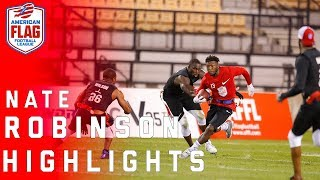 Download Nate Robinson's Flag Football Highlights! | NFL Video