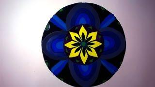 Download Vẽ trang trí hình tròn lớp 7 Trang trí đối xứng qua trục decorative circle Video