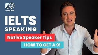 Download IELTS Speaking Tips: A Native Speaker Tells You How to Get a 9! Video