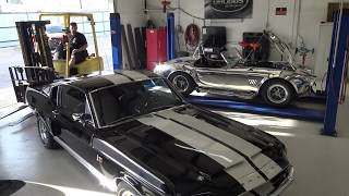 Download 1968 Ford Mustang Shelby GT500 KR - King of the Road Video