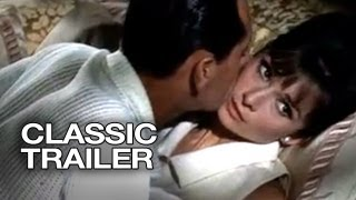 Download Paris When It Sizzles (1964) Official Trailer - Audrey Hepburn, William Holden Movie HD Video