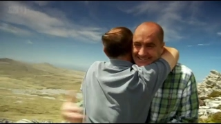 Download Falklands/Malvinas Veterans meet on the battleground Video